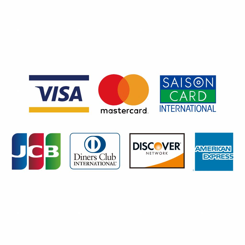 クレジットカード決済に関しまして