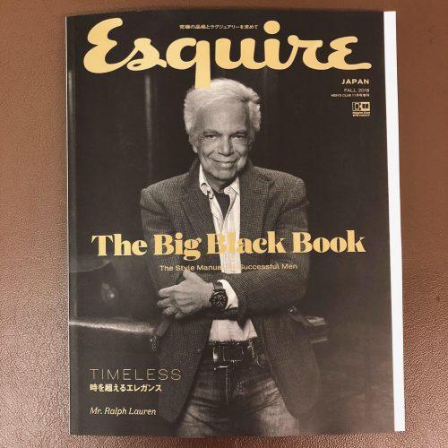 Esquire FALL 2018